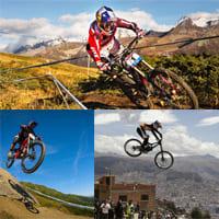 Что такое велосипед для скоростного спуска?