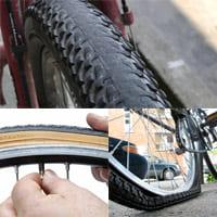 Как узнать, когда менять шины на велосипеде?